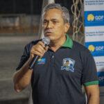 O Futebol Amador de Sobradinho II vem mostrando união e organização, diz Estevão Reis
