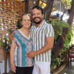 A história viva de São Sebastião faz aniversário; Parabéns Dona Antônia!