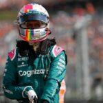 FÓRMULA 1: Vettel desqualificado do GP da Hungria