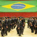Mais 491 policiais prontos para reforçar a segurança do Distrito Federal