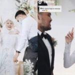 Vídeo: 'chifrocídio', mulher pede apra abraçar o ex no altar