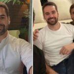 Governador do RS, Eduardo Leite aparece pela primeira vez em foto com o namorado médico