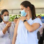 Mais de 83% dos adultos do DF já estão vacinados com primeira dose