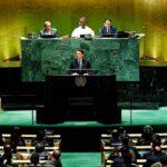 Bolsonaro na ONU: mundança do marco temporal de terras indigenas afetará segurança alimentar