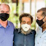 Presidente do PDT diz que João Santana é 'um gênio' e acredita em 2º turno com Lula e Ciro