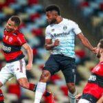 Grêmio surpreende e vence Flamengo no Maracanã
