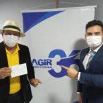 Tenente Felizardo reforça AGIR36 no Distrito Federal