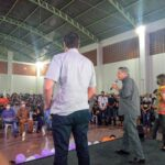 MDB Mulher lota ginásio em Planaltina